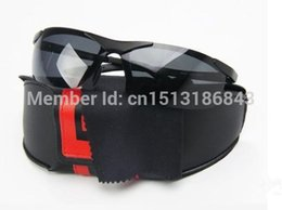 Wholesale male logos - Wholesale-6806 Polices Polarized Sunglasses Mens Sun Glasses Brand Designer Eyeglasses Male Fishing Mirror Driver Eyewear With Logo&