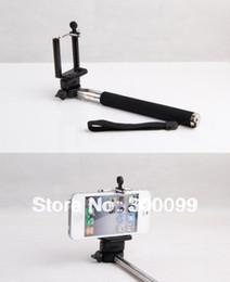 2019 monopod 1288 Selfie Rotary Erweiterbar Handheld Einbeinstativ für Digitalkamera mit Halter für Handy Kostenloser Versand