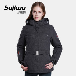 Wholesale Good Women Suit Brands - Wholesale-New Brand Ski jacket Women snowboard windproof waterproof thermal keep warm ski suit female Cheap Clothes China good quality