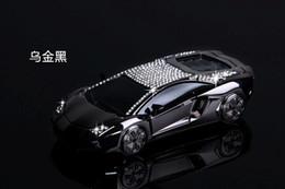 Wholesale Paper Car Freshener - Metal Crystal diamond alloy Car Model Freshener Perfume bottle base car decorate