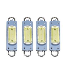 Wholesale 44mm Loop Led - 20pcs Cold White 44mm 211-2 212-2 214-2 578 COB SMD Festoon Rigid Loop LED Bulbs DIY