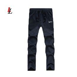Wholesale Travel Pants For Men - Wholesale-Mens New Fashion: Casual Harem Sweatpants running travel Sport Pants Trousers Men Tracksuit Bottoms For Track Training Jogging