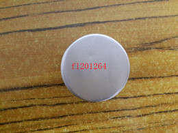 Wholesale Empty Eyeshadow Pans - 1000pcs lot Free Shipping 30ml Empty Aluminium Pot Box Round Metal Container Cosmetic Storage Pans Jar for Eyeshadow Nail 30g