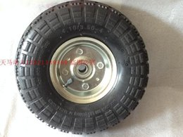 Wholesale Pneumatic Push - Wholesale-Genuine 4.10   3.50-4 tires and tubes 350-4   10-inch pneumatic tire   tire push   tiger car tires