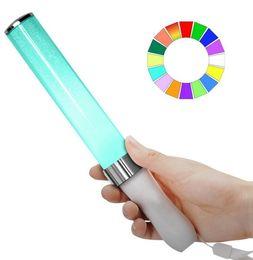 Wholesale Led Light Multi Color Sticks - Newest Flashing LED Glow Stick 15color variable Shining Led light stick Shining infinity color for Japan quality