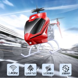 Wholesale Sima Remote Helicopters - Sima SYMA helicopter S39 remote fighter aviation model aircraft model alloy