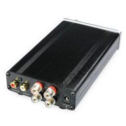 Wholesale Power Amplifier Stereo Amp - SAVEBASE Stereo Class D-Amp 2x65W Tripath Audio Power Amplifier For 4-8 Ohm 32V Power amplifier av