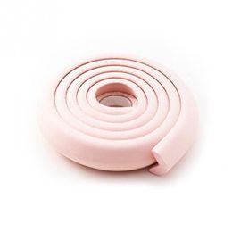 Tiras de espuma online-Essential Home High Elástico 2M Espuma de NBR Niños Mesa de seguridad Suavizador de esquinas Cojín Tira Protector de adhesivo de doble cara