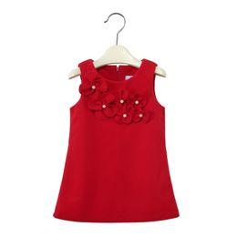 Wholesale Wool Blend Skirts - Fashion girl's skirt wholesale autumn and winter vest skirt of the han edition children's suspender skirt