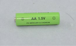 Wholesale Aa Batteries Alkaline - 1.5V AA Rechargeable Battery Alkaline Rechargeable Batteries Batery for MP3 TOY Free shipping batery phone battery grip canon 350d