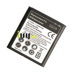 Wholesale Galaxy Express I437 - 3pcs lot 2300mAh EB-L1H9KLA Replacement Battery For Samsung Galaxy Express i8730 SCH-i437 GT-I8730 I8730T I869 Batteries Batteria Baterij