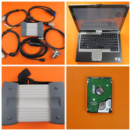 Wholesale Mb Diagnostic Software - Best Selling!2014.12 for mb star c3 with hdd multi languages DAS XENTRY software installed in d630 2G laptop ready to work