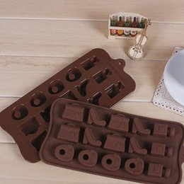 Wholesale High Heel Cookie Cutter - Package: 2pcs set Chocolate High Heels Mould Silicone Cake Mould Cake Tools Cookie Cutter Fondant Bakeware Tools