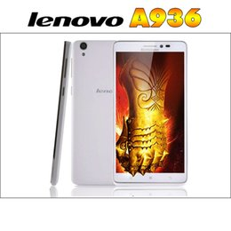 Wholesale Lenovo Unlock Cell Phone - Lenovo NOTE8 A936 6.0Inch Screen 4G LTE Phone Octa Core 2G RAM 8G ROM Android 4.4 13.0MP Unlocked Cell Phones