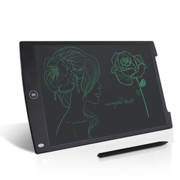 Wholesale Graphics For Sale - Hot Sale 12 Inch Digital tablet Portable Mini LCD Writing Screen Tablet Drawing Board + Stylus Pen graphics pad for kids