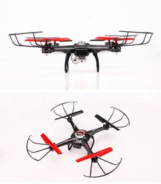 Wholesale Helicopter Lcd - 2015 JJRC WL V686 V686G FPV Helicopter 5.8G Headless Mode 4CH 6 Axis Drone RC Quadcopter with Camera LCD Monitor One key