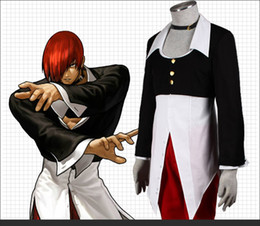 Wholesale Memory Movies - KOF eight gods KOF game cosplay 2017 new memories after 80 after 90 The King of Fighters Cosplay Costume