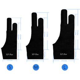 Wholesale Right Hand Glove - XP-Pen Professional Artist Anti-fouling Lycra Gloveforany Graphics drawingTablet(S M L 3sizes,suitable forRightHandandLeftHand)