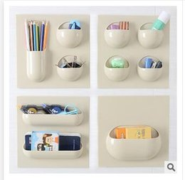 Wholesale Wholesale Spice Racks - 20 Styles Bathroom Storage Holders Racks Accessories non-trace Strength can be used repeatedly Storage Rack Paste Hanging Shelf R1403