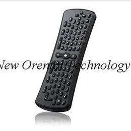 Wholesale Mini Wireless Keyboard Gyro - New Wireless Mouse 2.4GHz Mini Fly Air Mouse Gyro Sensing Keyboard For PC Android TV Box wireless keyboard