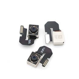 Wholesale Iphone Camera Module - For New iPhone 6 plus 100% original Repair Parts Rear Back Camera Lens Flex Cable Module
