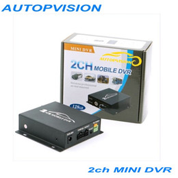 Wholesale 2ch Video - Mini 2CH SD DVR Video Recorder Surveillance CCTV Motion Max