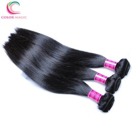 Wholesale Cheap Styling Products - Hot 9A Brazilian Virgin Hair Straight 4 Bundles Star Style Hair Products Cheap Brazillian Hair 4 pcs Free Shipping 100g pc Weave