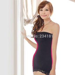 Wholesale Cheap Underwear Bodies - Wholesale-2015 Newest fashion Women's Heart and Body sculpting modal cotton thermal underwear sets cheap waist training corset
