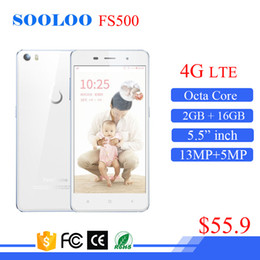 Wholesale Low Price Android Mobile Phone - Low price 5.5 Inch 13MP Camera Android 4G LTE 2GB RAM 16GB ROM China Octa Core Mobile Phone smartphone