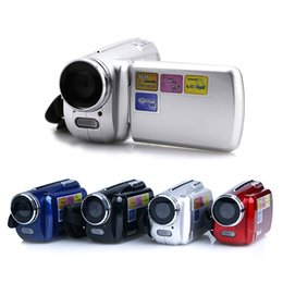 """Wholesale Dv139 Digital Video Camera - 12MP 1.8"""" TFT LCD Mini Digital Video Camera DV Camcorder DV139 4X Zoom 720x480 for Child Chirstmas Gift"""