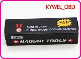 Wholesale Tubular Key Cutters - 8 pin haoshi tubular lock pick set ,tubular key cutter ,professional locksmith supplies locksmith tools lock pick