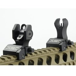 Wholesale Metal Troy Sight - Troy Metal Iron Sights, Front and Rear Sights Troy Metal Front and Rear sight free ship -free shipping