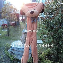Wholesale Large Size Teddy Bear - wholesale 300cm Huge size teddy bear skin plush toy high quality low price holiday gifts large Toy free shipping