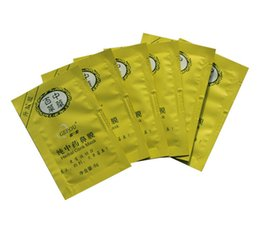 Wholesale Nose Herbal - Blackhead nose paste Chinese Herbal Nose Membranes Conk Mask Cosmetology Nasal Membrane 20,000Pcs lot