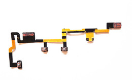 Wholesale Ipad Power Button - for ipad2 on off switch button volume control power flex cable for ipad 2 2nd gen