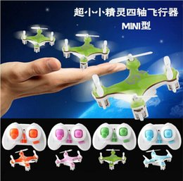 Wholesale Toy Rotor - Hot selling Toys and children's products Cheerson CX-10 CX10 2.4G Remote Control Toys 4CH 6Axis RC Quadcopter rc helicopter from goodmemory