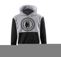 Re di strada online-Ultimi re felpa felpa con cappuccio hip hop pullover uomo brand new 2016 spedizione gratuita hiphop outwear street wear ultimo kings pullover