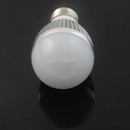 Wholesale Downlight Globe - High power CREE Dimmable 9W Led globe Bulb 3x3W E27 85-265V LED Lights downlight Ball Lamp Globe bulb led bulbs light spotlight