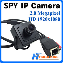 Wholesale Spy Camera Wires - Mini CCTV IP Camera Onvif H.264 1080P Megapixel Full HD 2.0 MP Indoor CCTV Security Network SPY Camera