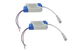 Controladores led actuales constantes online-BSOD Controlador de LED regulable (7-15) W Salida de atenuador (21-53) V Fuente de alimentación de atenuación de corriente constante Transformador de panel de techo LED