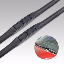"""Wholesale Windshield Wipers Sale - New Hot Sale 24""""+20"""" Hybrid 3 Section Rubber Rain Window Windshield Wiper Blade For Toyota Camry 2006 2007 2008 2009 2010 2011"""