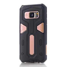 Wholesale Case Hard Grand - For Samsung Galaxy S7 S6 EDGE PLUS Grand Prime G530 Dual Layer Hybrid TPU PC Hard Case Armor Heavy Duty ShockProof Impact Skin Cover Fashion
