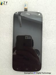 Wholesale Gionee Phones - Cell Phone LCD Display Replacement For Blu L100 Gionee E4