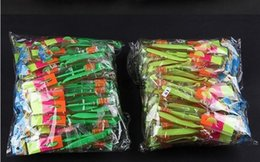Wholesale Glow Slingshot - Flash Copter LED Slingshot Helicopter Flare Glow Sling Arrow Shot Copter Glitter Light Emitting Arrow Flying Toys Outdoor Fun Sports