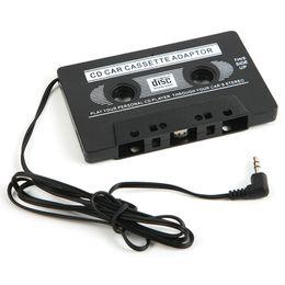 Nuovo PER MP3 CD MD DVD per l'audio adattatore chiaro del nastro a cassetta dell'automobile di musica Commercio all'ingrosso libero di trasporto da ricevitore tv dvb t fornitori