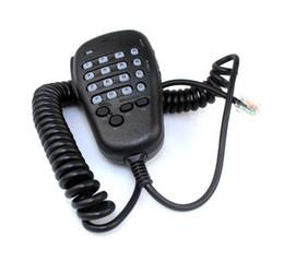 Wholesale Icom Speaker Microphone - HM-46 Ham Transceiver Speaker Microphone MIC for ICOM IC-T2H IC-T7H IC-T90A IC-W32A IC-2GXAT IC-T22A
