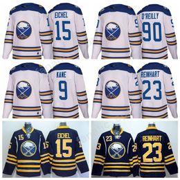 Wholesale Evander Kane - Winter Classic 2018 Jerseys Buffalo Sabres 90 Ryan OReilly 55 Rasmus Ristolainen 15 Jack Eichel Hockey Jersey 9 Evander Kane Retro Blue