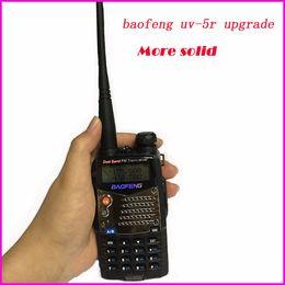 Wholesale Dual Vhf Radio - Wholesale-New walk talk Pofung Baofeng UV-5RA For Walkie Talkies Scanner Radio Vhf Uhf Dual Band Cb Ham Radio Transceiver 136-174