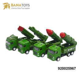 Wholesale Military Ship Models - Incitant diecast military models pull back car 4 kinds of type alloy military toy for children gifts Free Shipping