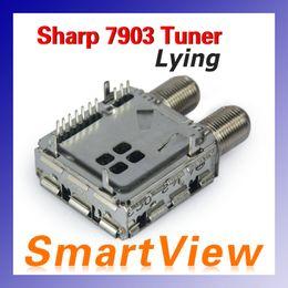 Wholesale Tuner Satellite - Genuine Sharp 7903 Tuner Lying Type 7306A for skybox openbox F5 F5S V5S V8 V8S M3 M5 S10 S12 M3 F5 satellite receiver